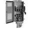 Eaton DH361UWK2WR Safety Switch, 30A, 3P, 600V/250VDC, HD, Non-Fusible, NEMA 4X