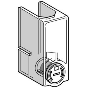 Square D LA9F703 Contactor, Terminal Protection Shroud, TeSys Type F, LC1F225-F5002