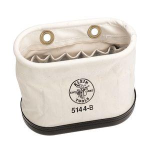 Klein 5144B Aerial Basket Oval Bucket 15 Pocket