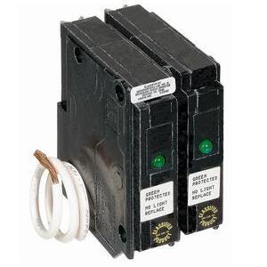Eaton CHQSA Breaker, Surge, 120/240V, 1PH, 2P, CHQ Replacement, 480 Joules