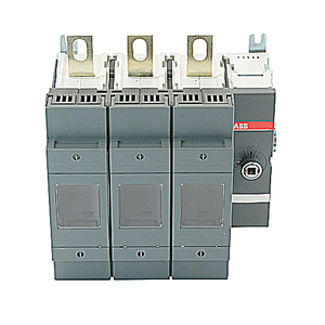 ABB OS200J30 200 Amp Disconnect Switch, 3 Pole