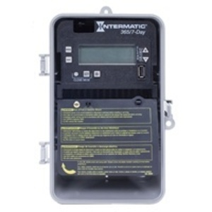 Intermatic ET2715CP Electronic Control Timer, 7-Day