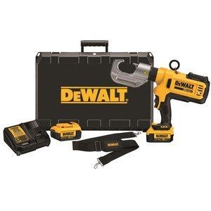 DEWALT DCE300M2 Crimping Tool, 20V, 120V Charger
