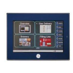 "Emerson IC755CSW07CDA Operator Interface, QuickPanel+, 7"" Color, TFT, 24VDC, Capacitive"