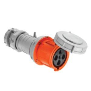 Eaton Arrow Hart AH460C9W Conn Pin&sleeve 60a 250v 3ph 3p4w Wt Bl