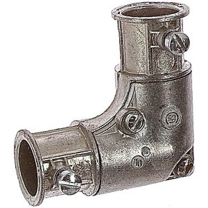 Thomas & Betts TL-291 1/2 INCH COUPLING,CAPCORNER,EMT,DC