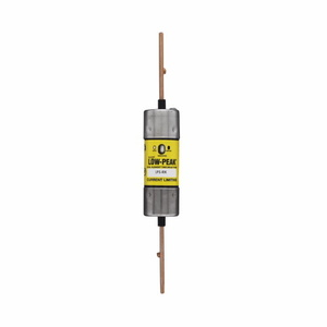 Eaton/Bussmann Series LPS-RK-100SPI Fuse, 100 Amp Class RK1 Dual Element, Time-Delay, Indication, 600V