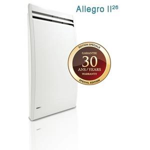7307-C10-BB ALLEGRO II 26 1000W WHITE
