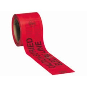 58002 CAUTION BARR WARNING TAPE 200 FT.