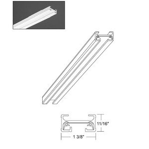 Juno Lighting T-4FT-BL 4' TRAC, 1 CIRCUIT