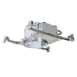 Halo H27T Non-IC Housing, Shallow Ceiling, 6""