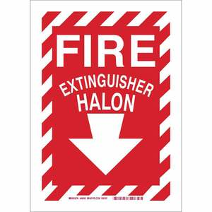 25721 FIRE SIGN