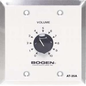 Bogen AT35A Speaker Line Attenuator