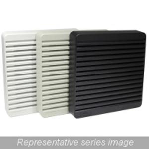 Hammond Mfg XPFA120GY Filter Fan Grills, Gray