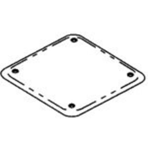 Bowers 469 1/8D BLANK COVER