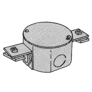 G2001 STEEL JUNCTION BOX