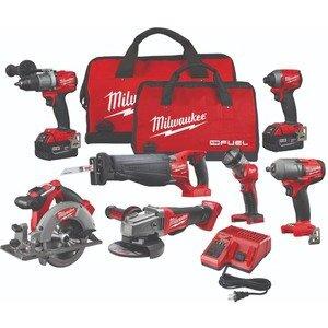 Milwaukee 2997-27 M18™ Fuel 7 Tool Combo Kit