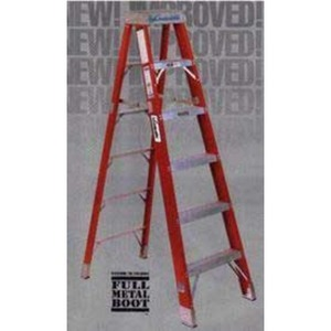 FS1404HD  4'STEP LADDER FIBERGLASS