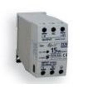 IDEC PS5R-B24 Power Supply, 15W, 0.6A, 24VDC Output, 264VAC, 370VDC Input