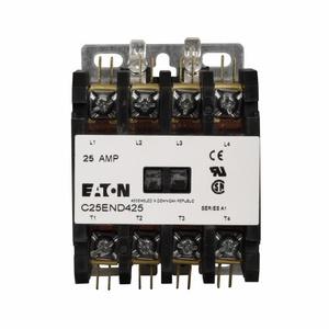 Eaton C25END425D DP CONT 25A 4P OPN