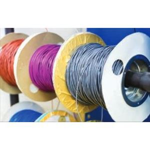 AEES MTW10STR3/64YEL8000DRUM UL1231-1028 AWM-CSA, 10 AWG STR, Tinned, Yellow, 600V, 8000'