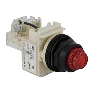 9001KT35LRR31 PILOT LIGHT 120VAC 30MM TY