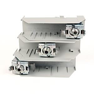 Allen-Bradley 141A-VU3300R Busbar, Supply Module, 3P, 250 - 600MCM, 153mm Width