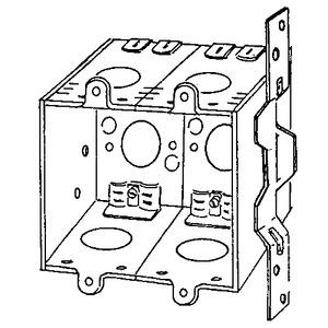 Appleton 384VB-PL2G EGS 384VB-PL2G 3 X 2 SQ CRNR SW BOX