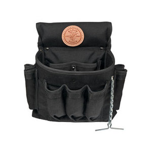 Klein 5719 PowerLineÖ 18 Pocket Tool Pouch