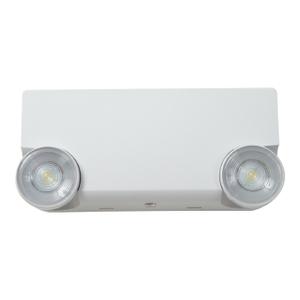 All-Pro Lighting APELH2 LED Emergency Light, 2-Head Remote Capacity, White