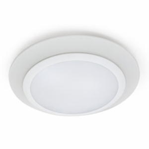 "Lighting Science Group GLP6-WW-WH Downlight, LED, 6"", 15W, White *** Discontinued ***"
