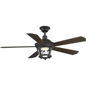 "Progress Lighting P2576-8030K Smyrna 52"" Ceiling Fan"