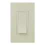 WSS0S-S9I SINGLE ROCKER SW IVORY