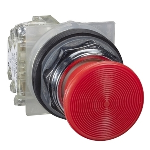 9001KR24RH13 P-BTN 600VAC 10A30MM T-K