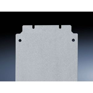 Rittal 1560700 Mounting Plate For KL and KL-HD Enclosures