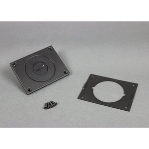 Wiremold 829CKAL-3/4BZ Cover Plate, Bronze