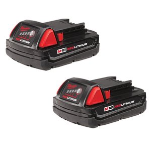 Milwaukee 48-11-1811 M18 REDLITHIUM Compact Battery 2-Pack