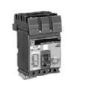 Square D FH36060 Breaker, Molded Case, 60A, 3P, 600VAC, 250VDC, F Frame, 18kAIC