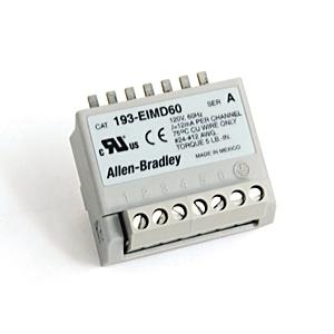 Allen-Bradley 193-EIMD60 E3 PLUS INPUT MODULE