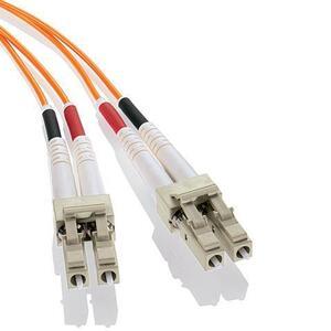 Leviton 62DLC-M03 Patch Cord Fiber Optic MM 125 um 62.5M LC/LC