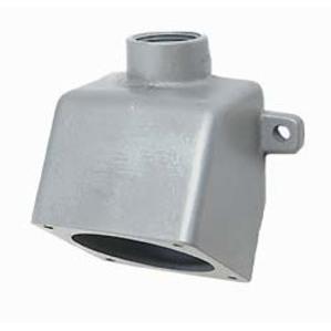 "Hubbell-Killark VRE56 Back Box E-type 1-1/2"" 60a"