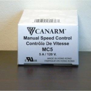 MC-5 SPEED  CONTROL 4 FANS