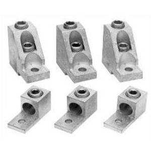GE CKX03 Lug Kit, Anti-Turn, Copper Only, 6-250 MCM, CK75C/CK80C Contactors