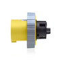 360B4W INLET W/TIGHT P/S 2P/3W 60A125V