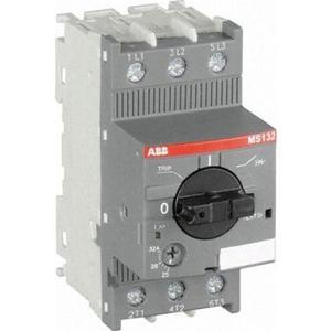 ABB MS132-16 Manual Motor Protector, 10 - 16 FLA, MS132, 600VAC, Trip Class 10