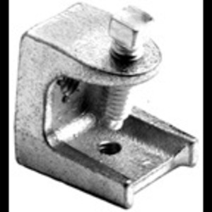 Bridgeport Fittings 951 Beam Clamp, Malleable, 1""