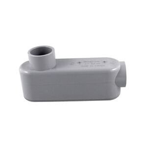 SLB20S (77542) TYPE LB PVC FITTING 3/4