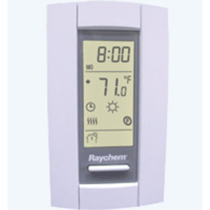 Tyco Thermal Controls QUICKSTAT-TC Electronic Thermostat For Raychem QuickNet Mats *** Discontinued ***