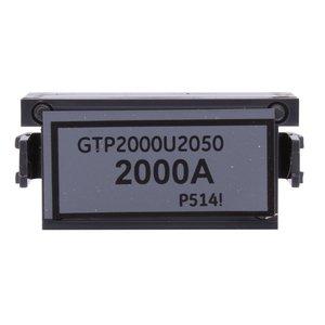 GE GTP2000U2050 GED GTP2000U2050 ENT. RATING PLUG