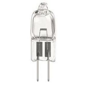 SYLVANIA ESB-64250-HLX Halogen Bulb, Single-Ended, T9, 20W, 6V *** Discontinued ***